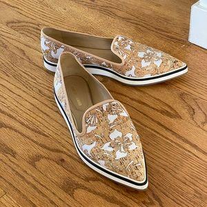 NICHOLAS KIRKWOOD cork loafers, sneakers